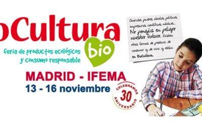 Biocultura Madrid 2014 Bosque de Olivos estará allí