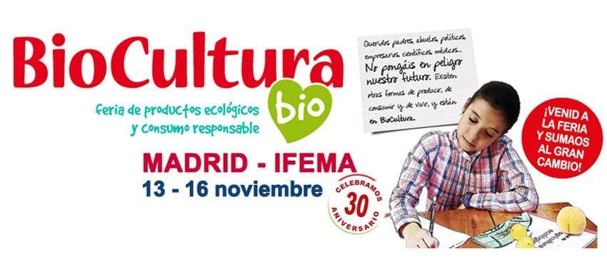Biocultura Madrid 2014