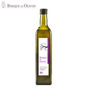 Botella marasca 750ml aceite oliva virgen extra ecológico. Tienda Online Bosque de Olivos. Somos productores. Te lo llevamos a casa.